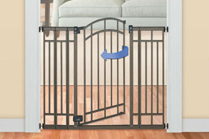 Summer Infant Multi-Use Pressure Mounted Baby Gate  sc 1 th 183 : baby doors - pezcame.com