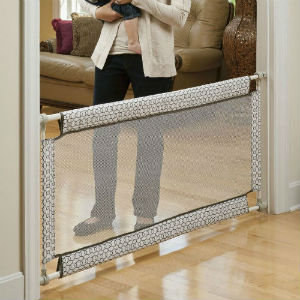 Finding The Best Mesh Baby Gate Baby Gate Guru