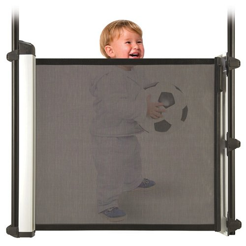 Lascal Kiddyguard Avant Retractable Mesh Baby Gate