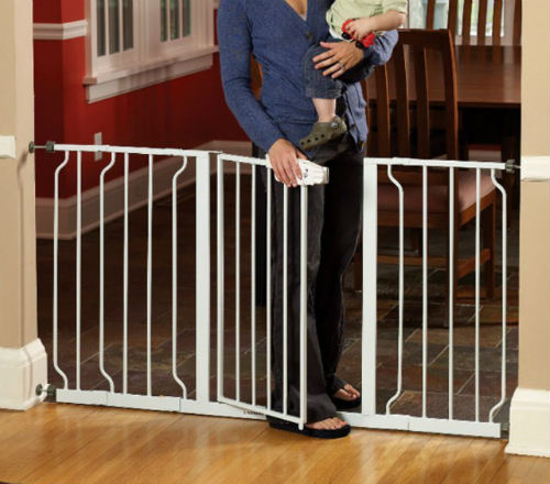 Baby Gate With Door