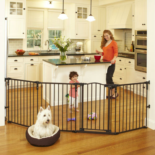 Image result for baby gate kitchen