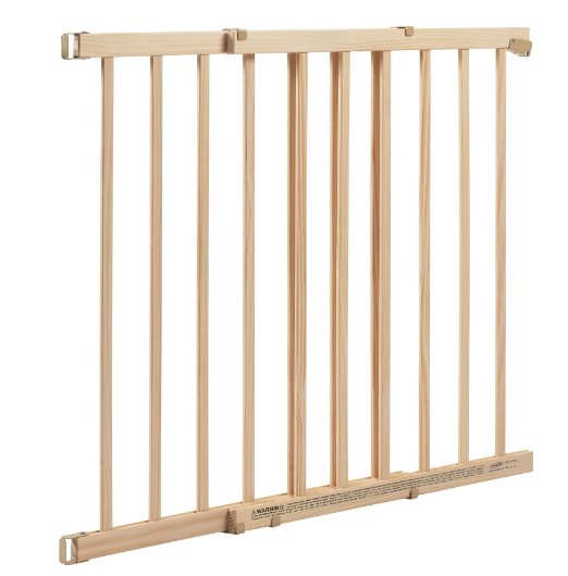 Evenflo Top of Stair Plus Wood Gate