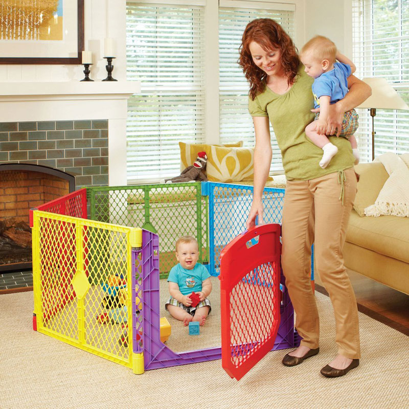 Baby Gate Play Yard