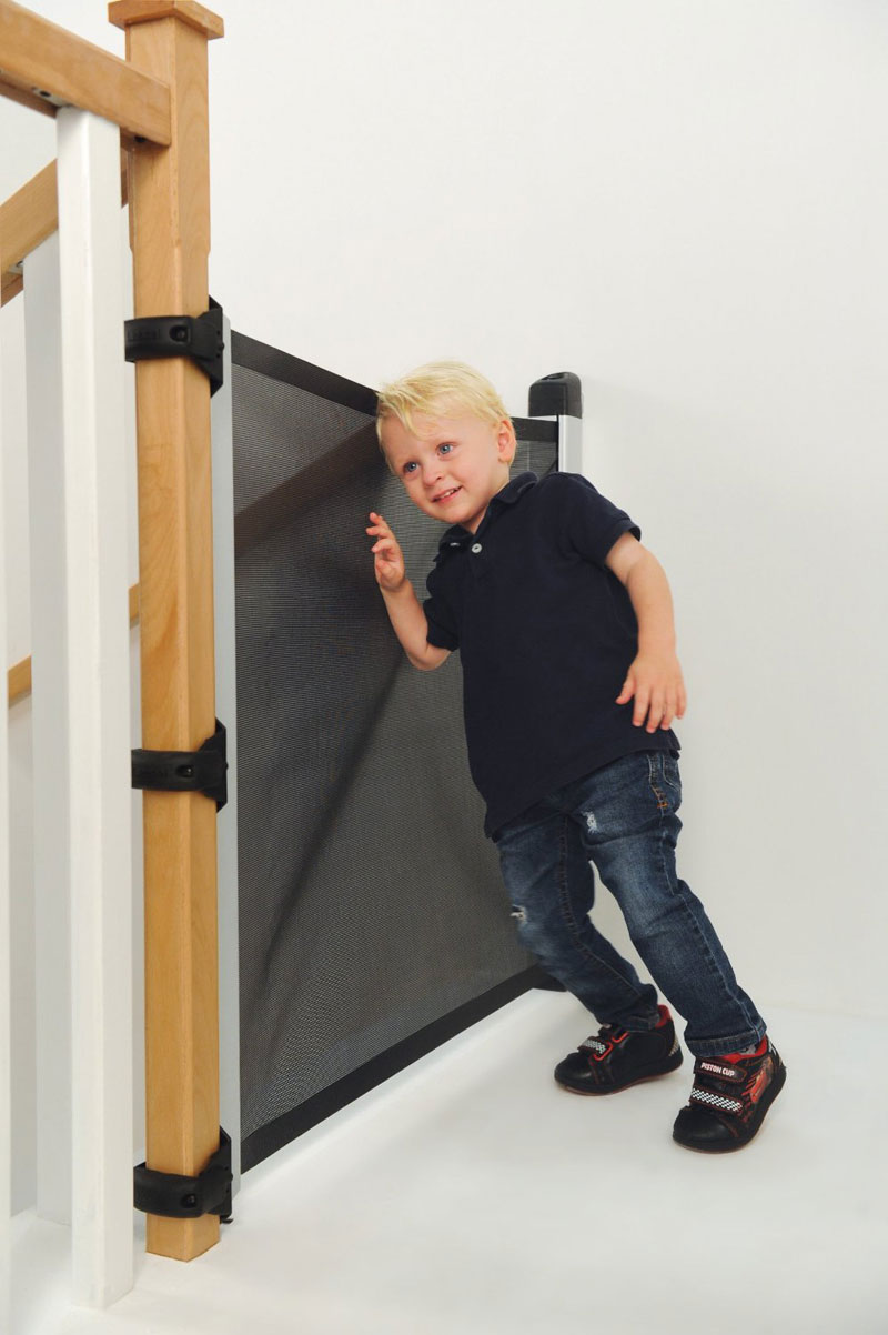Retractable Baby Gates For Stairs