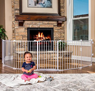 Fireplace Baby Gate - Regalo