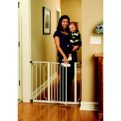 Regalo Baby Gate - Walk Thru Gate