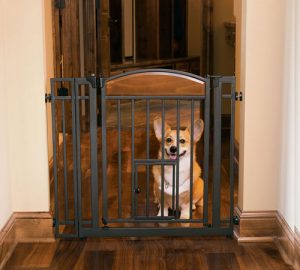 Carlson Design Studio Home Decor Walk Through Pet Gate
