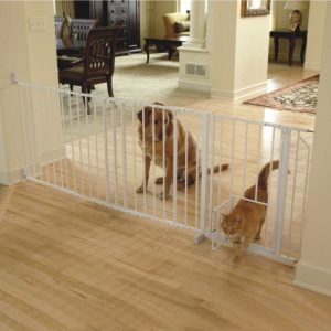 Carlson Maxi Walk Through Pet Gate