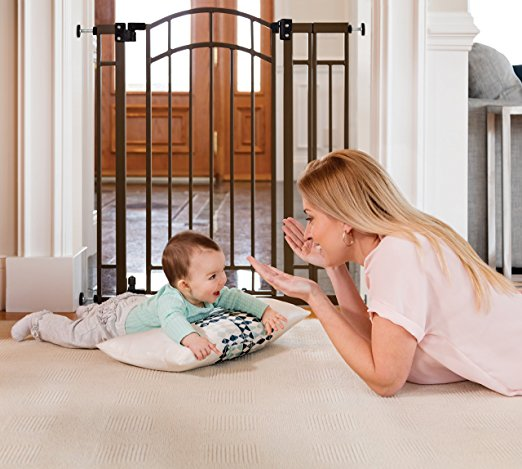 Finding The Best Walk Through Baby Gates